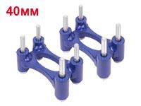 Проставки рама-рессора УАЗ 40 мм