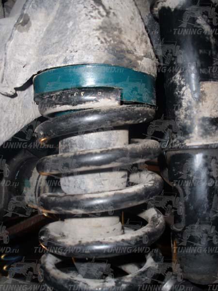 Удлинители отбойников Suzuki Escudo-Vitara 89-05 25 мм